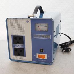 ☆スワロー電機 【受注生産のため納期約2週間】電圧安定装置170~260V→100V 1500W AVR-1500E