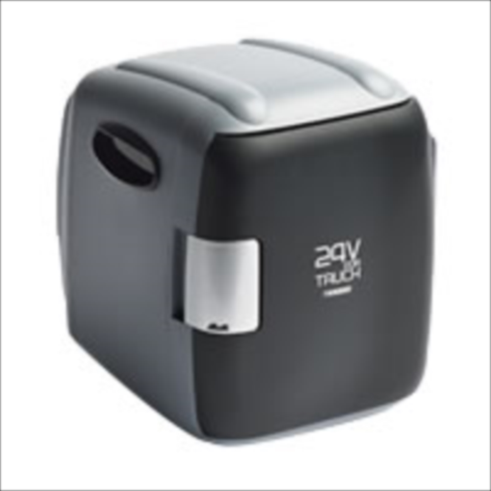 TWINBIRD ツインバード 24V専用コンパクト電子保冷保温ボックス HR-D249GY グレー