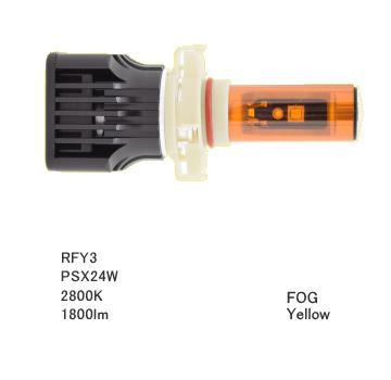 ZRAY (ゼットレイ) フォグライト専用 LED BULB KIT(イエロー) RFY3 【受注生産品2W】 【NF店】