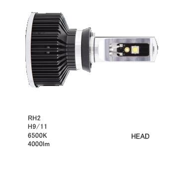 ZRAY (ゼットレイ) ヘッドライト専用 LED BULB KIT RH2 【NF店】