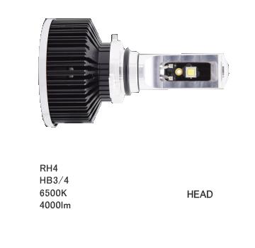ZRAY (ゼットレイ) ヘッドライト専用 LED BULB KIT RH4 【NF店】