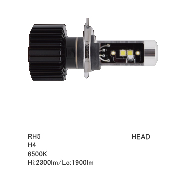 ZRAY (ゼットレイ) ヘッドライト専用 LED BULB KIT(ファンレス) RH5 【NF店】