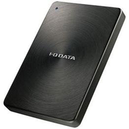 ☆IOデータ USB 3.0/2.0対応 ポータブルハードディスク「カクうす」 2.0TB ブラック HDPX-UTA2.0K