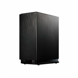 ☆IOデータ デュアルコアCPU搭載 NAS(ネットワークHDD) 2TB HDL2-AA2