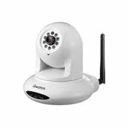 ☆IOデータ 有線/無線LAN対応ネットワークカメラ「Qwatch(クウォッチ)」 TS-WPTCAM2