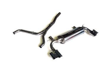 3D Design BMW マフラー φ90x4テール 品番:4101-33011 5シリーズ G30 530i/B48B20B