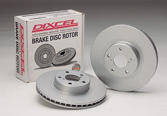 DIXCEL ディクセル ブレーキローター PD フロント PD211 1118S 車種:CITROEN DS3 1.2 12V TURBO 型式:A5CHN01 【NF店】