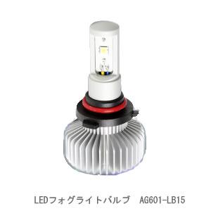 Elut エルト LEDフォグバルブ HB4 AG601-LB15 【NF店】