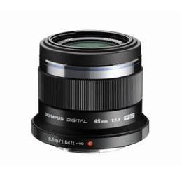 ☆OLYMPUS 交換レンズ EZM45/F1.8BLK EZM45/F1.8BLK