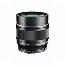☆OLYMPUS 交換レンズ ETM75F1.8BLK ETM75F1.8BLK