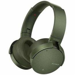 <欠品中 未定>☆ソニー MDRXB950N1GM Bluetooth対応ノイズキャンセリング搭載 ワイヤレスステレオヘッドセット(グリーン)