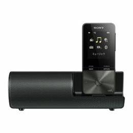 <欠品中 納期未定>☆ソニー NW-S313K-B ウォークマン Sシリーズ[メモリータイプ] 4GB スピーカー付属 ブラック