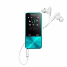 ☆ソニー NW-S315-L ウォークマン Sシリーズ[メモリータイプ] 16GB ブルー