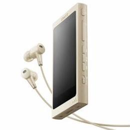<欠品中 未定>☆ソニー NW-A45HN-N  ウォークマン Aシリーズ[メモリータイプ] ヘッドホン付属モデル 16GB ペールゴールド