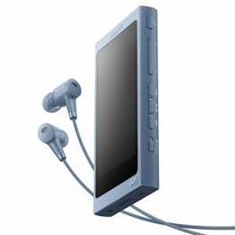 <欠品中 未定>☆ソニー NW-A45HN-L  ウォークマン Aシリーズ[メモリータイプ] ヘッドホン付属モデル 16GB ムーンリットブルー