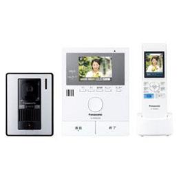 ☆Panasonic ワイヤレスモニター付テレビドアホン 「どこでもドアホン」 VL-SWD302KL VL-SWD302KL