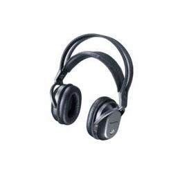 ☆Panasonic デジタルワイヤレスサラウンドヘッドホンシステム ブラック RP-WF70-K