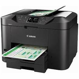 ☆Canon MAXIFYMB2730 A4プリント対応 ビジネスインクジェット複合機 MB2730