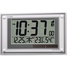 ☆シチズン ソーラー電源式電波時計 C8059119