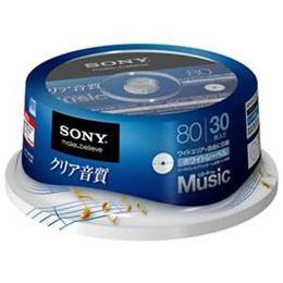 ☆ソニー CD-R オーディオ 30CRM80HPWP