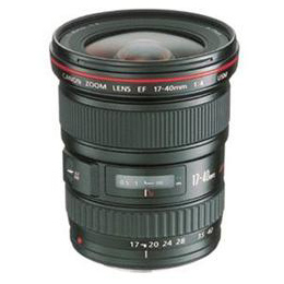 ☆Canon レンズ EF17-40/F4LUSM EF17-40/F4LUSM