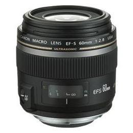 ☆Canon 交換用レンズ EF-S LENS BEF-S6028MU EFS60/2.8MACROUSM