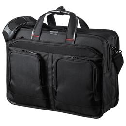 ☆サンワサプライ エグゼクティブビジネスバッグPRO(大型ダブル) BAG-EXE9