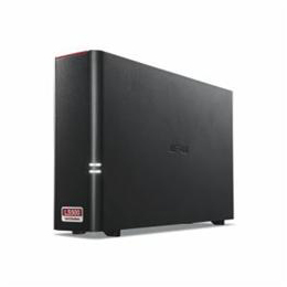 ☆BUFFALO バッファロー LS510DN0101B リンクステーション for SOHO ネットワーク対応HDD 3年保証モデル LS510DNBシリーズ 1TB LS510DN0101B