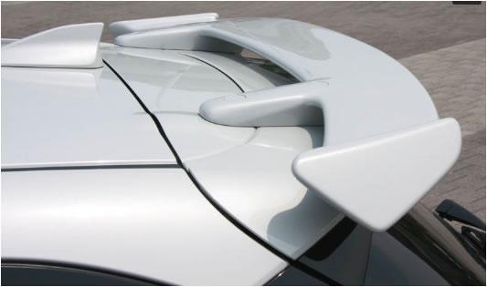 AutoExe オートエグゼ MDK2600 リアルーフスポイラー CX-3 DK全車 【NF店】