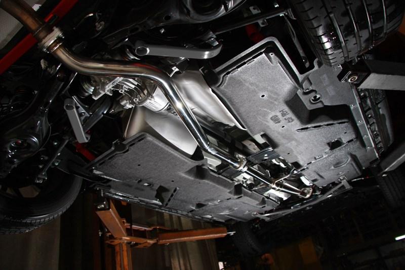 AutoExe オートエグゼ MKF8410 エグゾーストチャンバーキット CX-5 KF(ディーゼル車4WD) 【NF店】