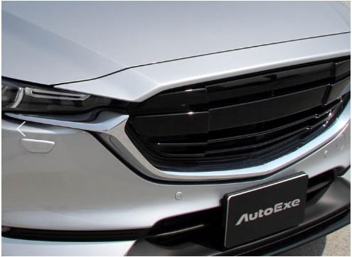 AutoExe オートエグゼ MKG2500 フロントグリル CX-5/CX-8 KF系/KG系全車 【NF店】