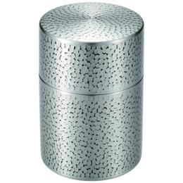 ☆純銅錫被仕上げ茶筒 アヅマ BC-306SN