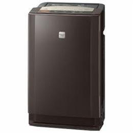 ☆日立 PM2.5対応除加湿空気清浄機 「ステンレス・クリーン クリエア」(空気清浄:~31畳/加湿:~14畳/除湿:~16畳) ブラウン EP-LV1000