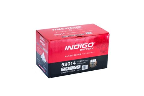 インディゴバッテリー 欧州車用 CMF 58014  58014 2年保証 300 300C チャージャー等