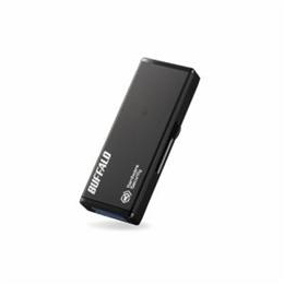 ☆BUFFALO バッファロー ハードウェア暗号化機能搭載USB3.0対応 セキュリティーUSBメモリー 32GB RUF3-HSL32G