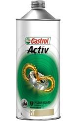 Castrol カストロール Activ 2T 1L FC 12本セット(1ケース) 【NF店】