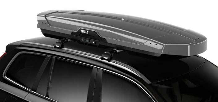 Thule スーリー ルーフボックス Thule Motion XT Alpine(チタンメタリック) TH6295 【NF店】