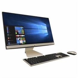 ☆ASUS スリムタイプ液晶一体型パソコン Vivo AiOシリーズ ブラック V241ICUK-I5HB2016