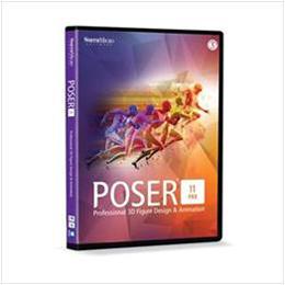 ☆イーフロンティア Poser Pro 11 CLPPA1H111 POSERPRO11