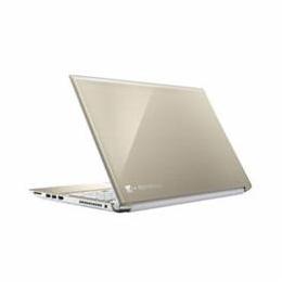 ☆TOSHIBA ノートパソコン dynabook T45/GG サテンゴールド PT45GGP-SEA