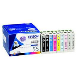 ☆EPSON EP純正インク IC9CL55