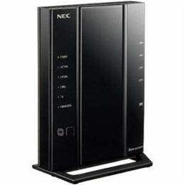 ☆NEC 11ac対応 1733+800Mbps 無線LANルータ(親機単体) PA-WG2600HP3