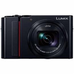 <欠品 未定>☆Panasonic コンパクトデジタルカメラ LUMIX(ルミックス) ブラック DC-TX2-K