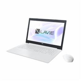 ☆NEC ノートパソコン LAVIE Note Standard カームホワイト PC-NS150KAW