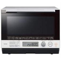 ☆TOSHIBA 過熱水蒸気オーブンレンジ 「石窯ドーム」 30L グランホワイト ER-SD100-W