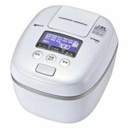 ☆タイガー 圧力IH炊飯ジャー 「炊きたて 360°デザイン」 (1升炊き) アーバンホワイト JPC-A182WE
