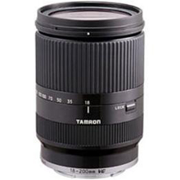☆TAMRON ModelB011 交換レンズ18-200mm F/3.5-6.3 Di III VC(ブラック)ソニー用 18-200DI3VC-SO