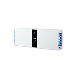 ☆SHARP 壁掛け/棚置き兼用型プラズマクラスター空気清浄機 FU-M1000W
