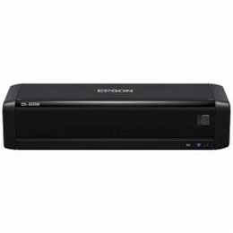 ☆EPSON A4コンパクトシートフィードスキャナー DS-360W