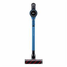 ☆LG サイクロンスティッククリーナー CordZero A9 バッテリー1個付属 ブルー A9BED